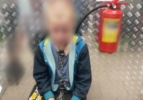 В Белореченске «ребенка с цепью на шее» могут вернуть матери