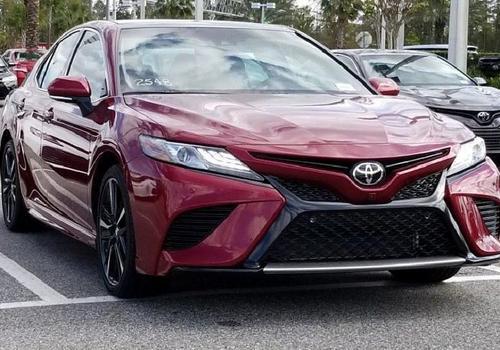 В Белореченске прокуратура запретила чиновникам покупать Toyota Camry за бюджетные 1,9 млн рублей