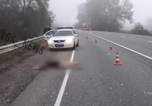 Жительница Горячего Ключа погибла под колесами бензовоза