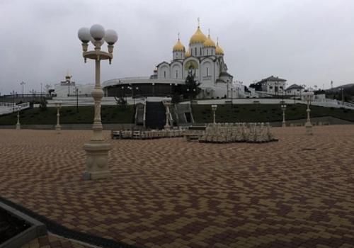 В рамках нацпроекта благоустроят Андреевский парк в Геленджике