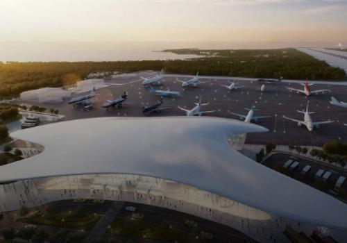 Новый терминал аэропорта Геленджик построят в 2022 году