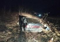 В Апшеронском районе в ДТП с перевернувшейся машиной пострадали пять человек, фото — «Рекламы Апшеронска»