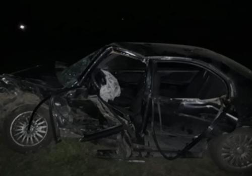 В Белореченском районе в аварии пострадали четыре человека