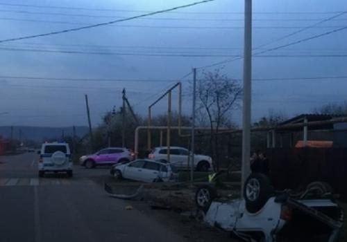 В Апшеронске в ДТП погиб 3-летний малыш