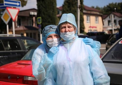 Более 1000 жителей Геленджика сдали анализ на COVID-19