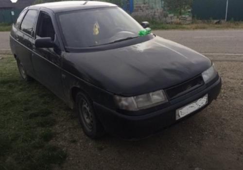 В Белореченском районе отечественная легковушка сбила 3-летнего ребенка