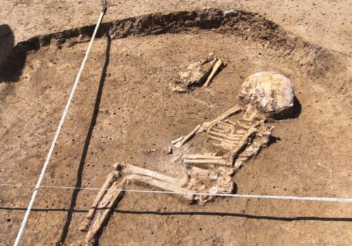 На Кубани найдено тело девушки со старинным зеркалом