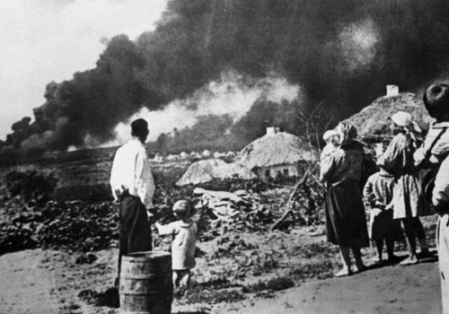 Госархив раскрыл личности участников расправы над воспитанниками детдома в Краснодарском крае во время войны