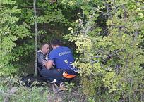 В горах Крымского района спасатели вывезли из леса разбившегося мотоциклиста, фото — «Рекламы Крымска»