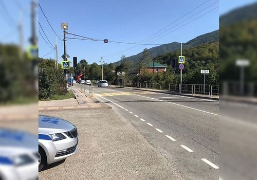 В Геленджике ищут водителя автомобиля, сбившего подростка и скрывшегося с места ДТП
