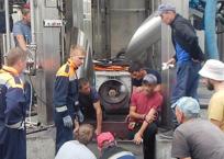В Крымском районе ногу работника винзавода затянуло в шнек, фото — «Рекламы Крымска»
