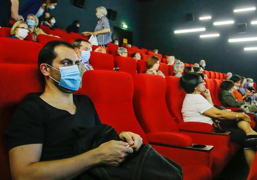 Кинотеатры Геленджика получат поддержку из краевого бюджета
