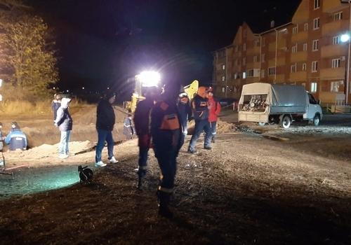 Город на Кубани остался без газа из-за мощной аварии