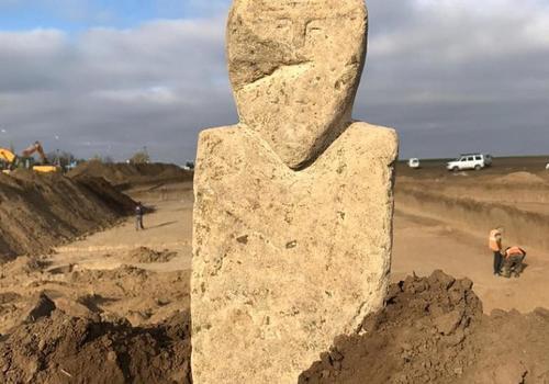 На Кубани обнаружен древний артефакт