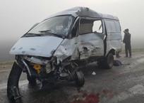 На Кубани рано утром в жесткой аварии с участием КамАЗа и «Газели» скончались шесть человек ФОТО, фото — «Рекламы Усть-Лабинска»