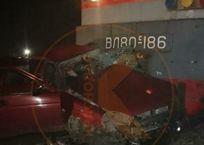 Товарный поезд снес машину на переезде в Краснодарском крае: четверо погибших, фото — «Рекламы Гулькевичей»