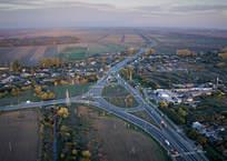 На Кубани в 2021 году начнут строить новый участок трассы Краснодар — Керчь, фото — «Рекламы Горячего Ключа»
