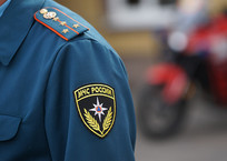В Кропоткине из общежития техникума во время пожара эвакуировали 89 человек, фото — «Рекламы Кропоткина»