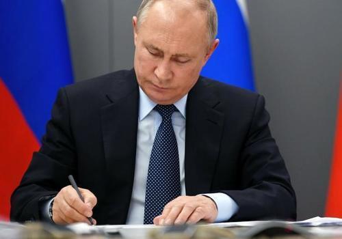Владимир Путин изменил правила начисления выплат на детей