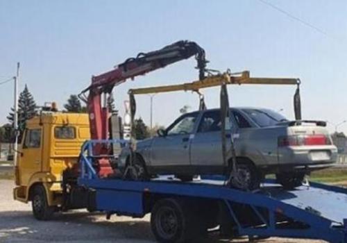 В Краснодарском крае забирают машины у таксистов