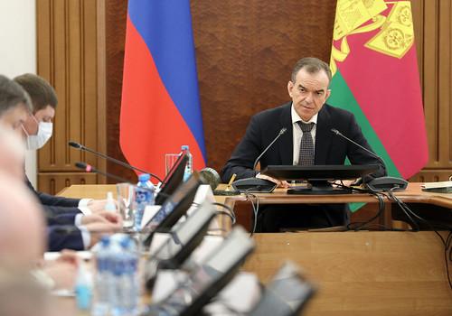 «Экономика восстановилась от пандемии», - губернатор Краснодарского края Вениамин Кондратьев
