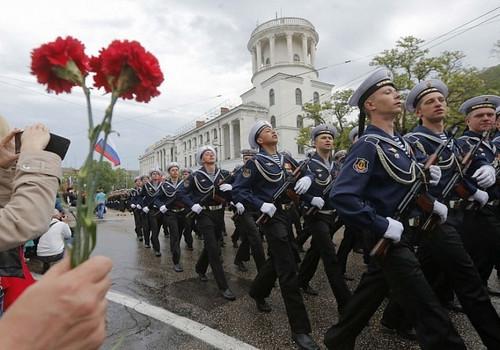 9 мая: есть шанс, что парад Победы в Краснодаре пройдет со зрителями