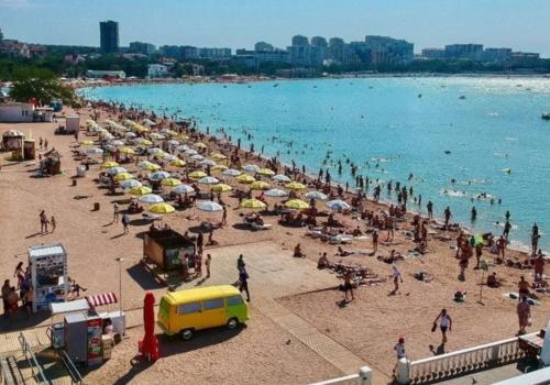 Торговые точки исчезнут с пляжей Геленджика