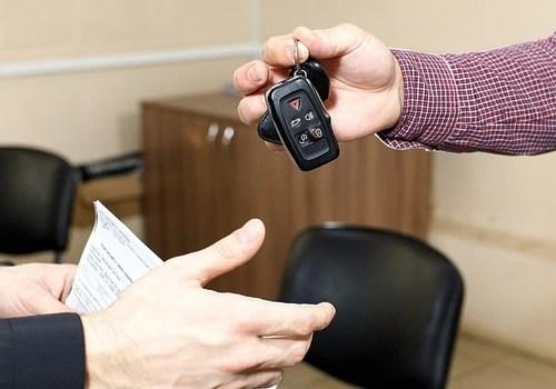 С 1 мая жители Краснодарского края смогут продавать автомобили через Госуслуги