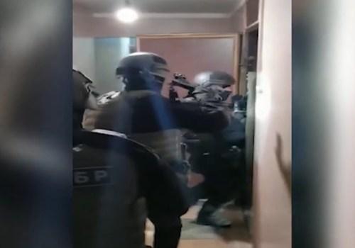 ФСБ задержала в Краснодаре и в Анапе сторонников украинских радикалов «М.К.У.»