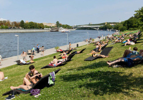 На Кубани в майские праздники ожидается повышение температуры до +28 °С