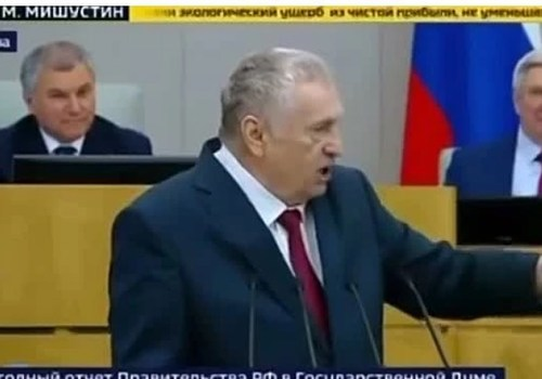 «Заказывает стол, а кто платить будет?»: Жириновский вспомнил об ужине за 100 тысяч рублей с вице-мэром Сочи ВИДЕО