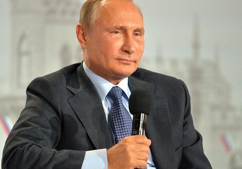 Владимир Путин приедет в Краснодарский край