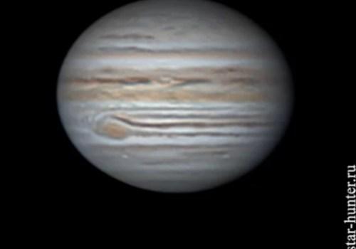 Астрофотограф из Анапы поймал в объектив Юпитер на заднем дворе