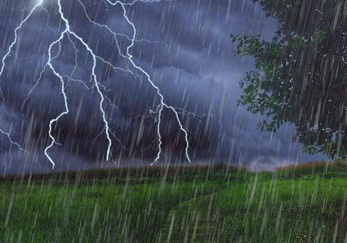 Дожди и ливни не спешат покидать Краснодарский край