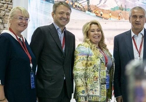 Компания экс-губернатора Кубани Александра Ткачева построит за 16 млрд рублей аналог «Сочи-Парка» в Крыму