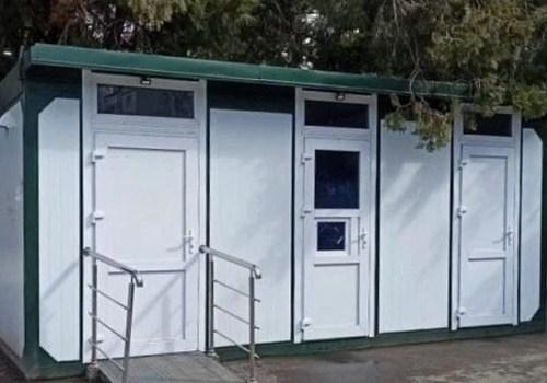 На улицах Краснодара станет больше бесплатных туалетов