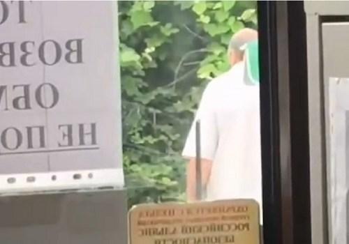 Появилось видео с места убийства судебных приставов в Адлере