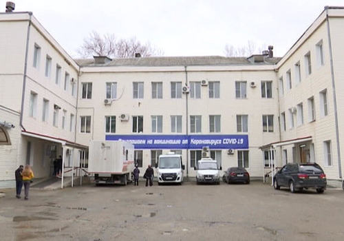 На Кубани из-за роста случаев COVID-19 открыли 500 коек в ковидных госпиталях