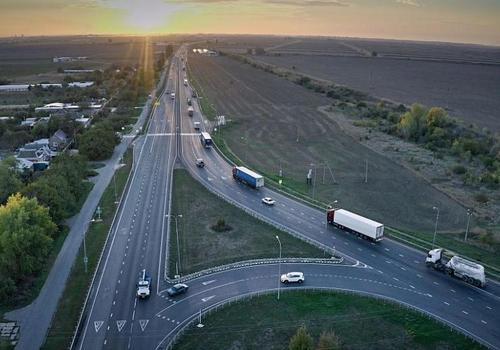 На Кубани стартовало строительство первого этапа новой трассы к Крымскому мосту