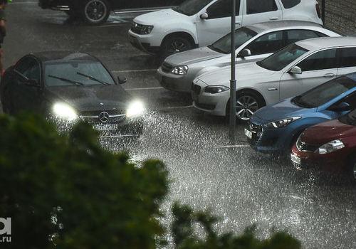 Синоптики обещают дождливые и жаркие выходные на Кубани