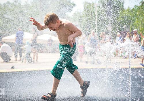 Неделя на Кубани начнется с жары