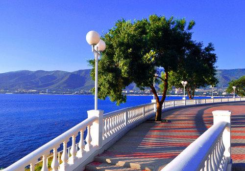 Геленджик оказался в топ-10 курортов для отдыха в августе