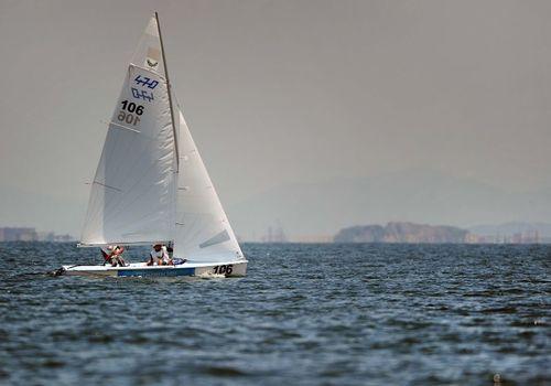 «Суши не едим»: яхтсмен Денис Грибанов из Геленджика рассказал о подготовке к Олимпиаде в Токио