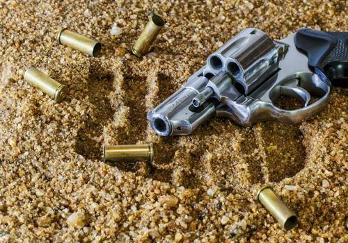 В Сочи неизвестные средь бела дня расстреляли молодого человека