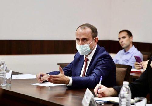 Алексей Богодистов оценил качество водоснабжения Геленджика