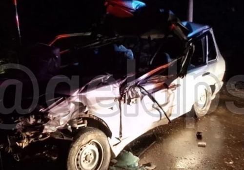 В Геленджике 38-летний мужчина погиб в жестком ДТП с грузовиком