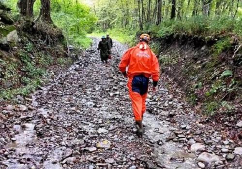 Как на Перевале Дятлова: в горах Сочи нашли палатку с личными вещами, но хозяин исчез