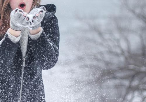 Синоптики рассказали, когда на Кубани пойдет снег