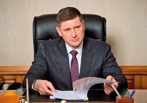 И.о. главы Краснодара назначен первый вице-губернатор Кубани Андрей Алексеенко