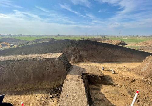 На Кубани археологи откопали могилу вождя II века до нашей эры